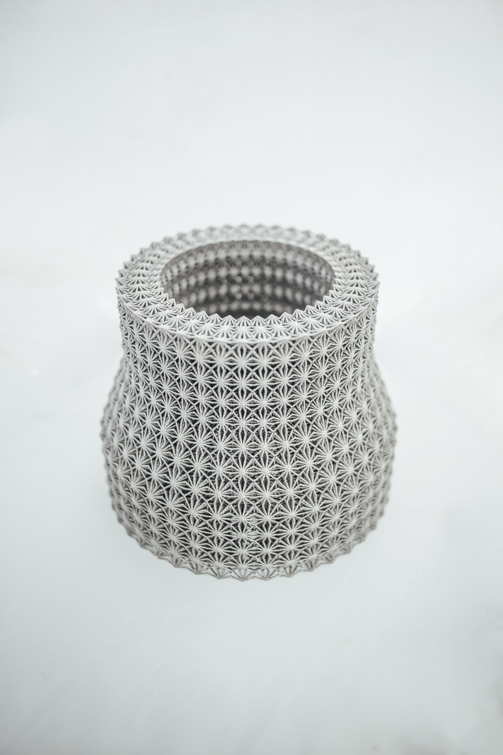 Artifact: Lattice structure (cover image)