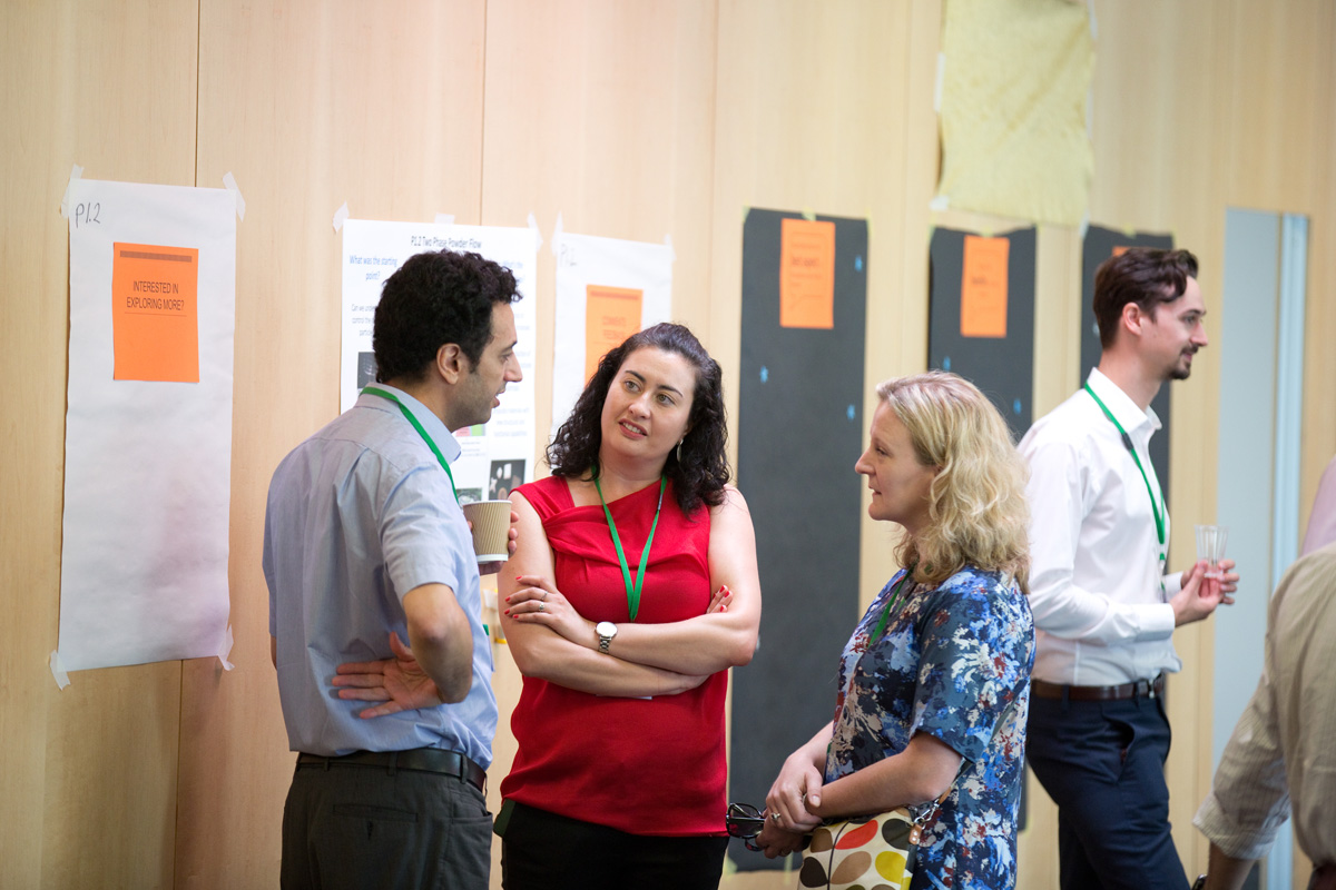 Discussions at MAPP's Partner Workshop