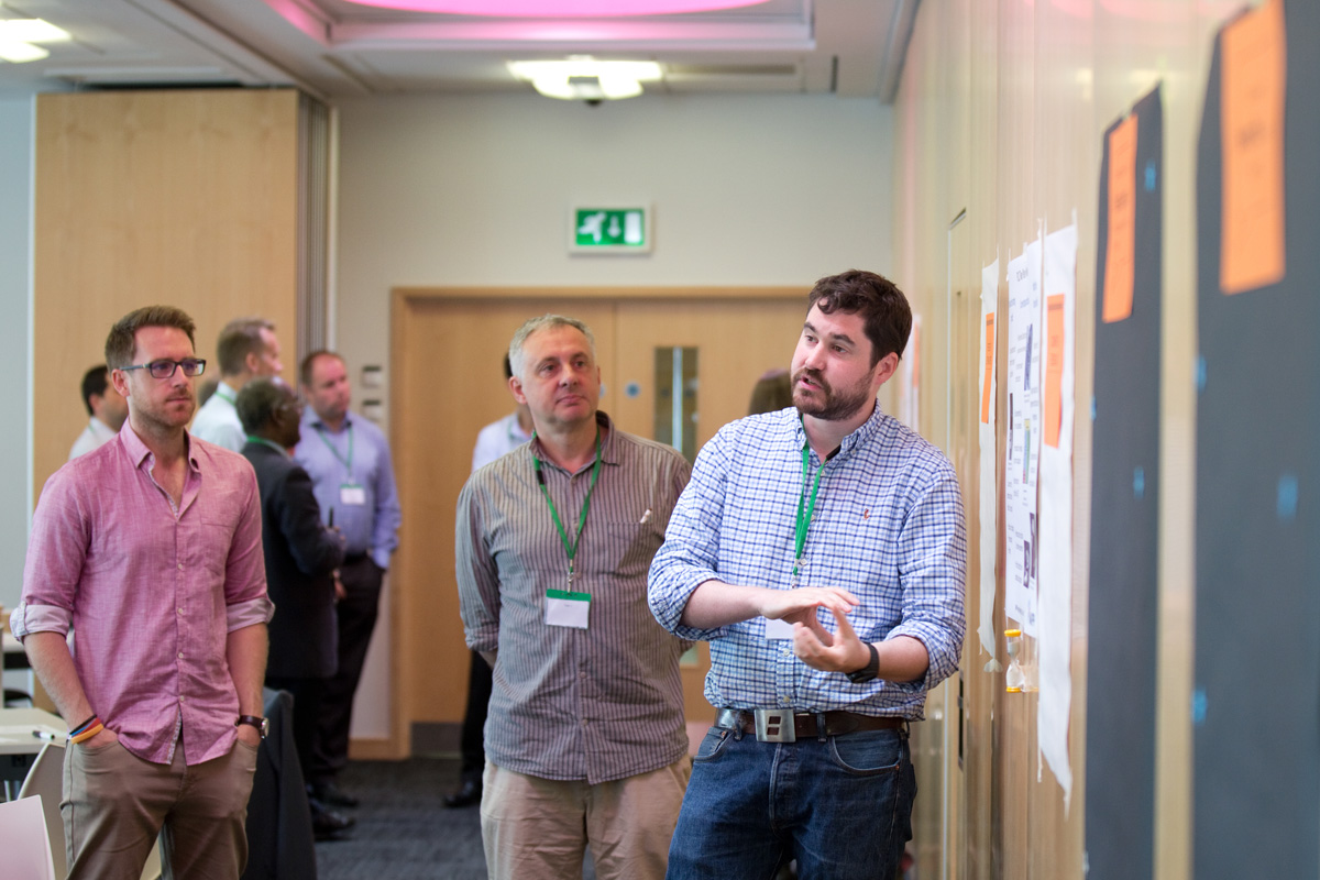 Poster presentation at MAPP's Partner Workshop in 2017 - Poster presentation at MAPP's Partner Workshop in 2017