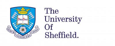University of Sheffield colour logo logo