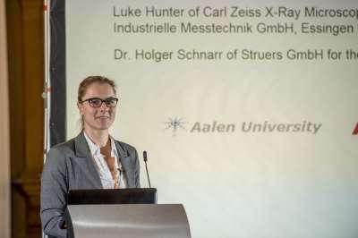 Stefanie Freitag, Carl ZEISS Microscopy GmbH.