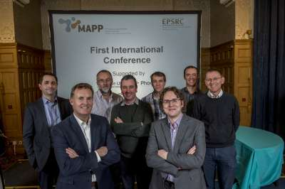 Members of MAPP IAB, EPSRC and MAPP.