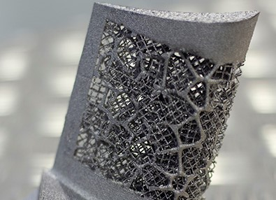 Additive manufacturing (AM) reflects fundamental metallurgical principles to create a new family of materials: Meta-crystals