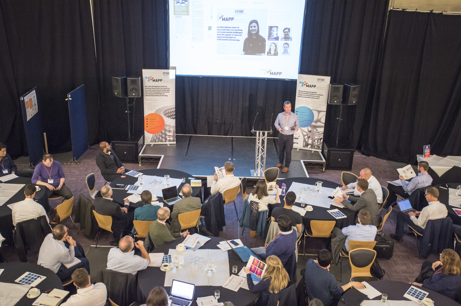MAPP Industry Partner Briefing 2019 (cover image)