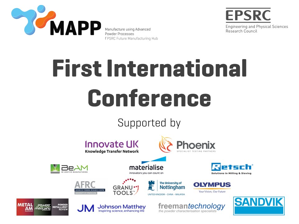 MAPP's successful First International Conference