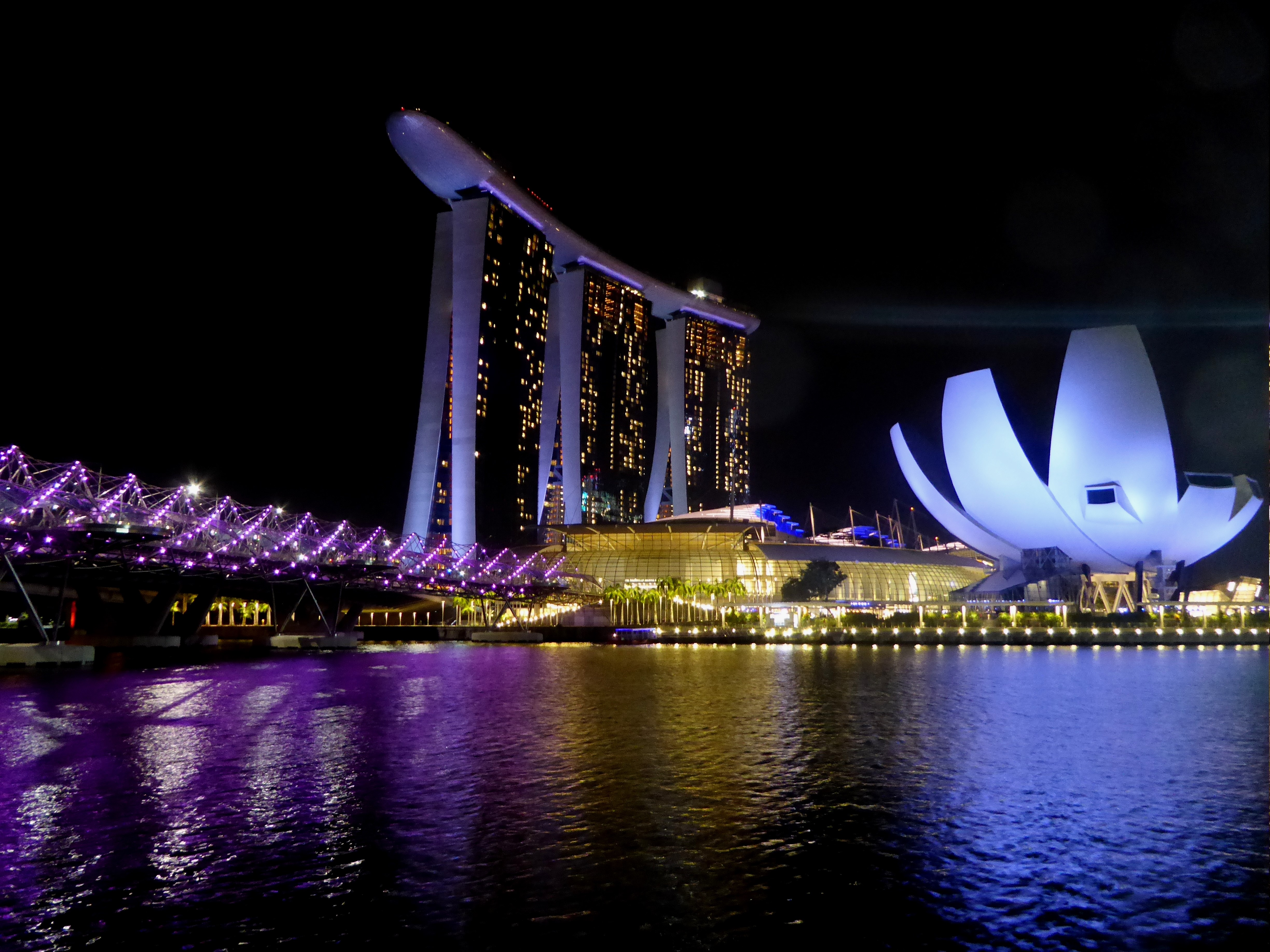 Image of Singapore taken by Thomas Robb during his visit - Image of Singapore taken by Thomas Robb during his visit